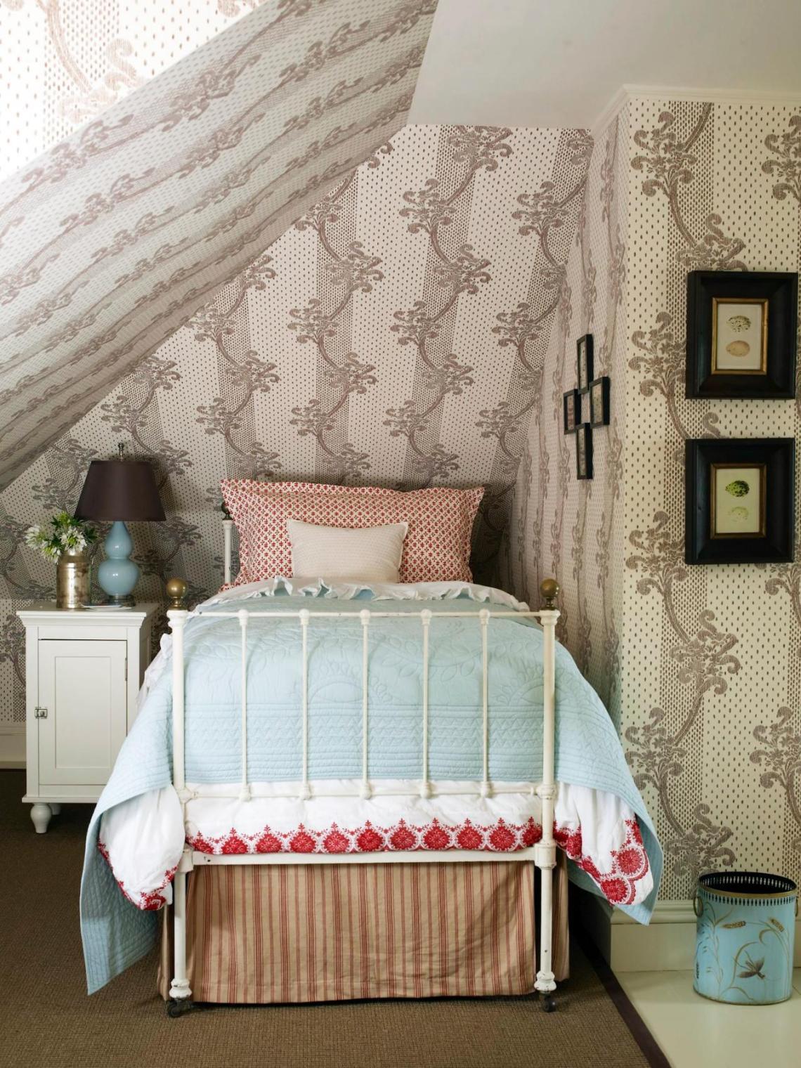 25 Shabby-Chic Style Bedroom Design Ideas - Decoration Love