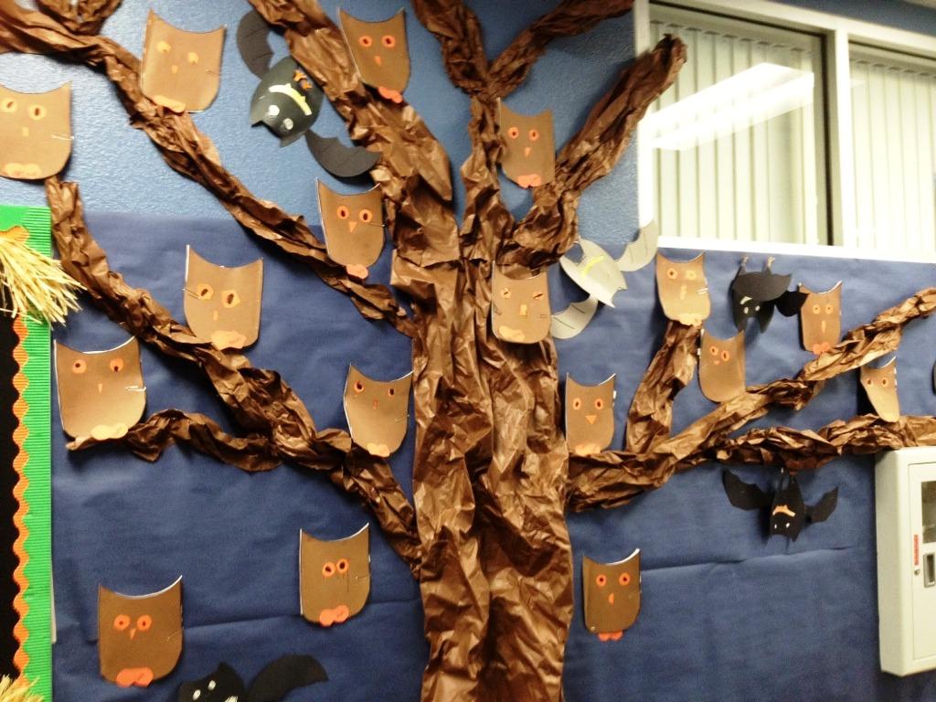 Classroom Door Decorations Ideas For Halloween