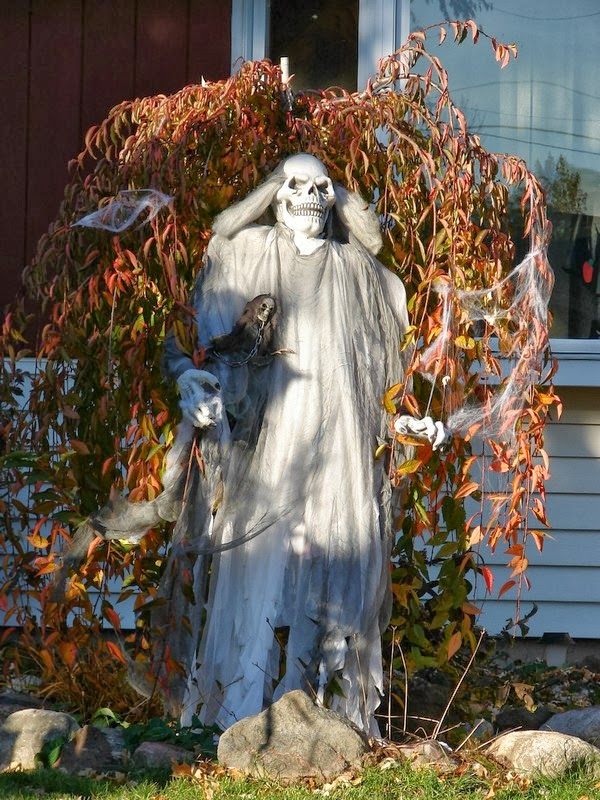 Creepy Halloween Decorations Ideas