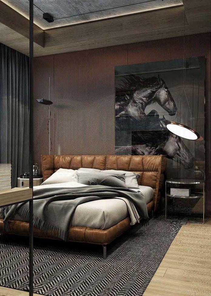 15 Wonderful Mens Bedroom Design Ideas - Decoration Love on Bedroom Ideas For Guys  id=72191