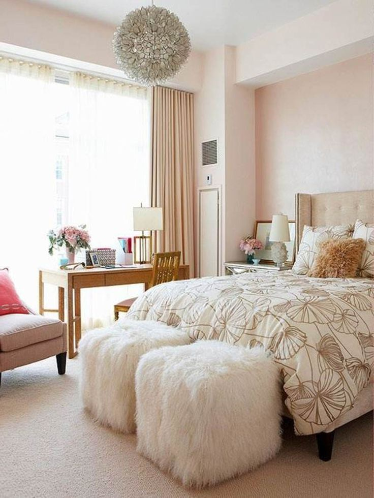 15 Beautiful Bedroom Designs For Women - Decoration Love on Beautiful Room Design For Girl  id=34358