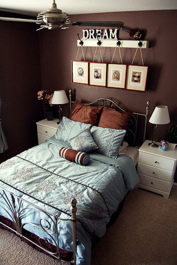 20 Attractive Brown Bedroom Design Ideas Decoration Love
