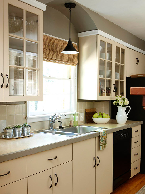30 Beautiful Galley Kitchen Design Ideas - Decoration Love on Small Kitchen Remodel  id=97420
