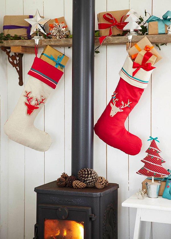 30 Stunning Scandinavian Christmas Decorations Ideas Decoration Love