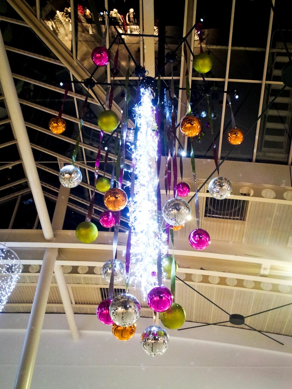 Indoor Christmas Light Displays