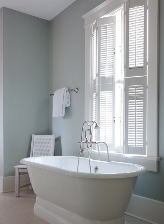 Spa Bathroom Paint Colors