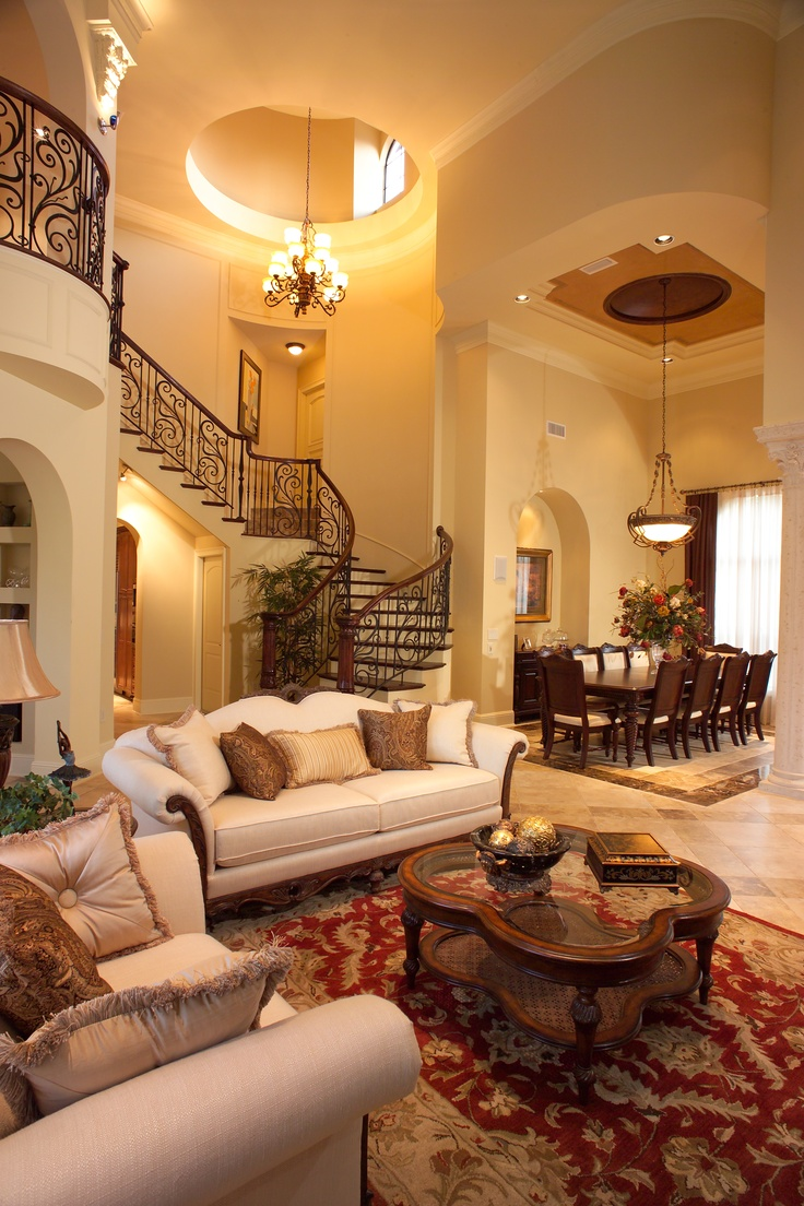 Traditional Living Room Design Ideas