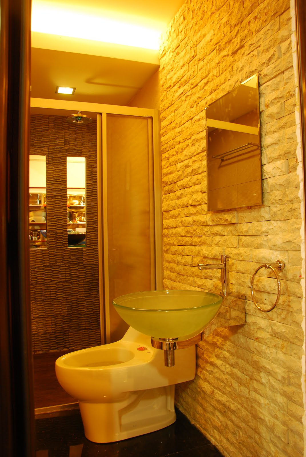 Tropical Theme Bathroom Ideas