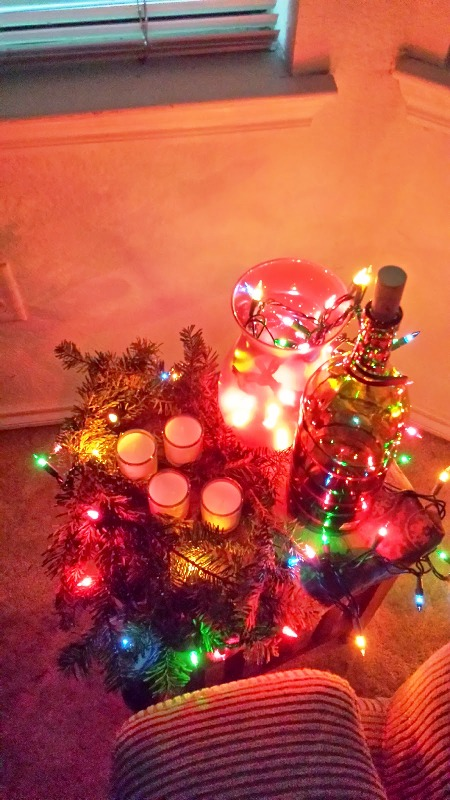 30 Christmas Lights Decorations With Glass Bottles Decoration Love