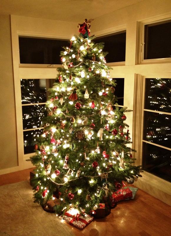 Christmas Tree Decorating Fine Ideas