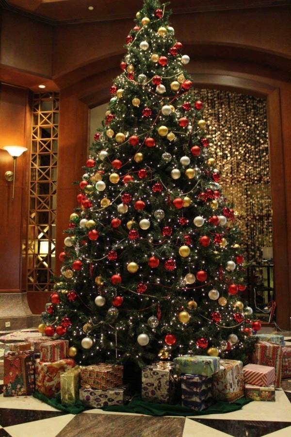 40 Amazing Classic Christmas Decorations Ideas Decoration Love