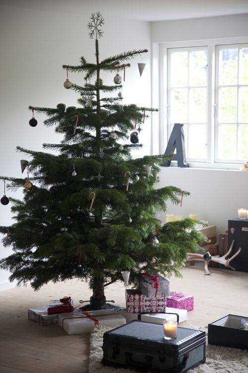 Scandinavian Christmas Tree Decorations Fine Design