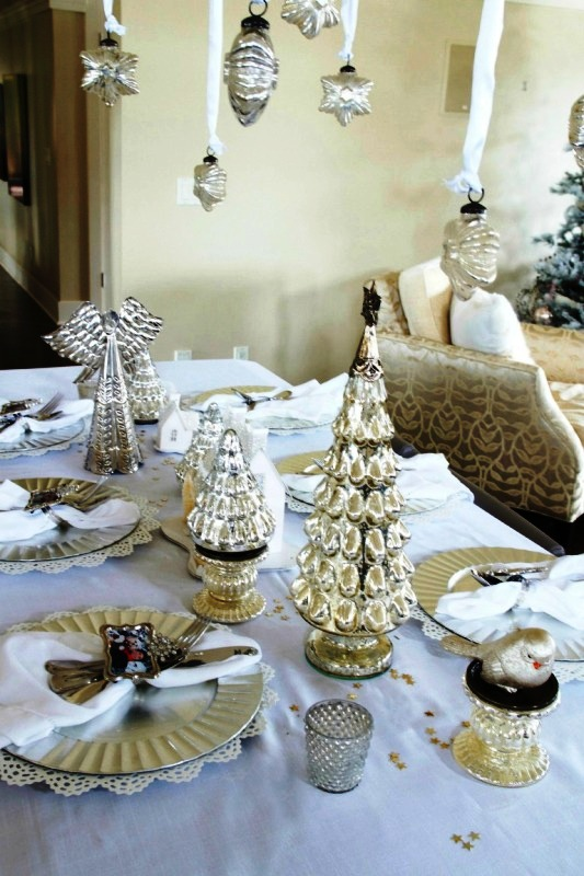 Dining Table Decoration Ideas Home