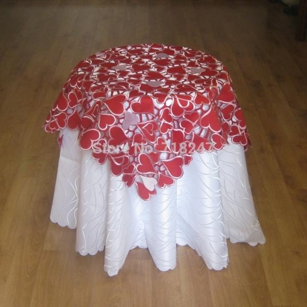 Elegant Valentine Table Decorations Ideas