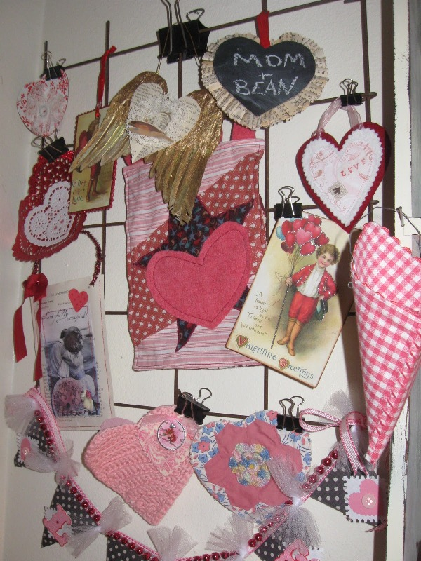 30 Vintage Valentines Decorations Ideas Decoration Love