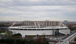 A view shows Stadium de Toulouse in Toulouse, France, February 9, 2016. France will host the Euro 2016 soccer tournament from June 10 to July 10. REUTERS/Pawel Kopczynski - RTX2667Q