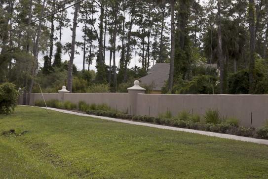 Architectural Fences