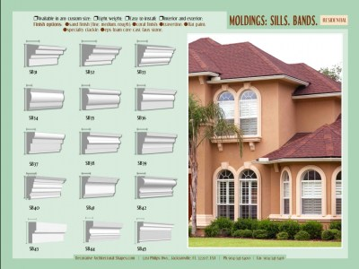 RESIDENTIAL-moldings-sills-bands-b