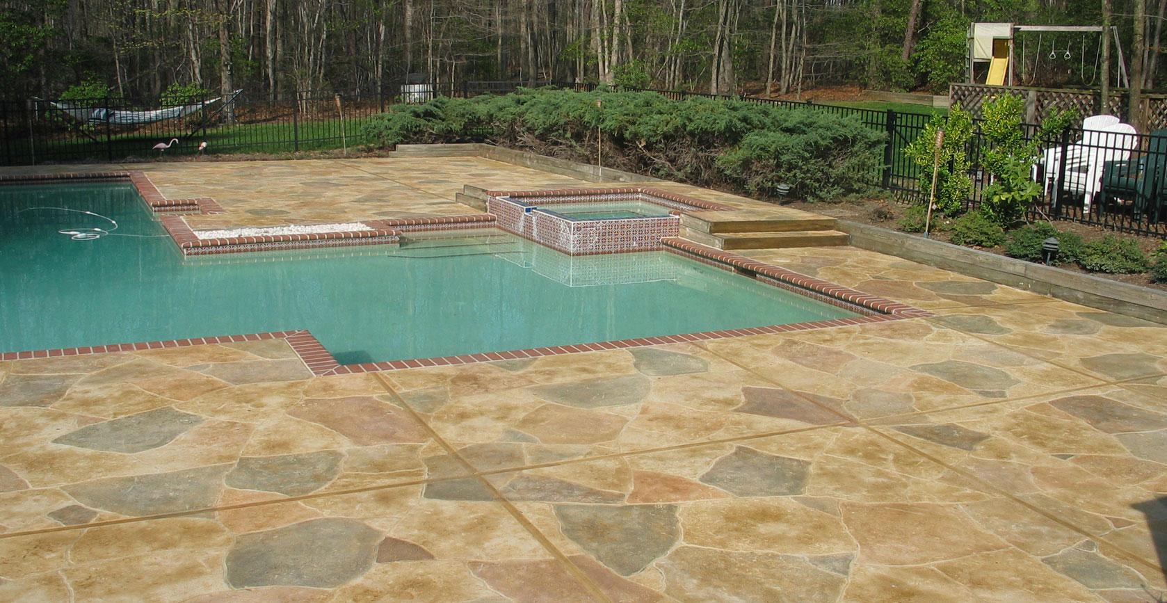 contractor decorative concrete coatings