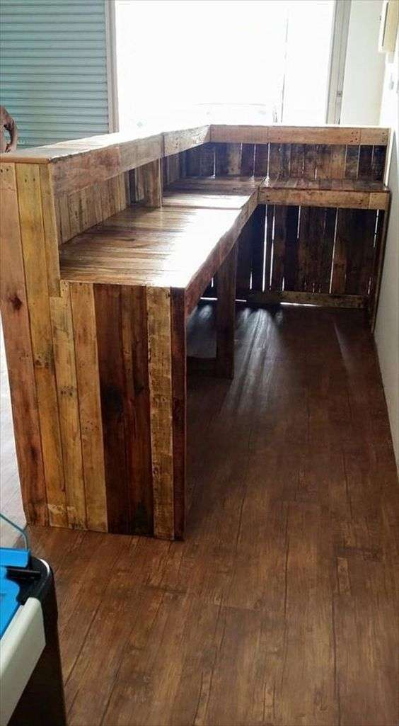 DIY OUTDOOR BAR IDEAS 4