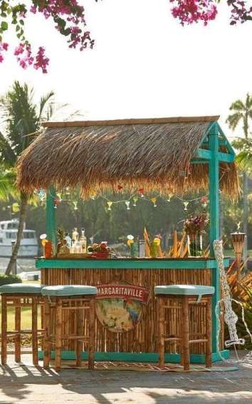 DIY OUTDOOR BAR IDEAS 48