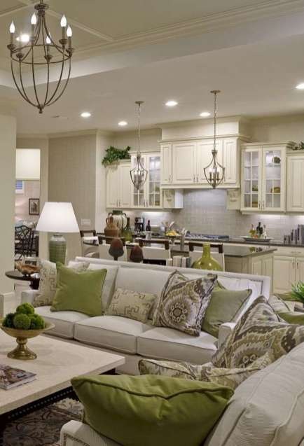 FAMILY ROOMS DECORATING IDEAS 28