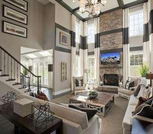 FAMILY ROOMS DECORATING IDEAS 36