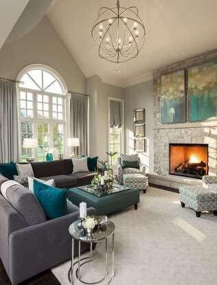 FAMILY ROOMS DECORATING IDEAS 44