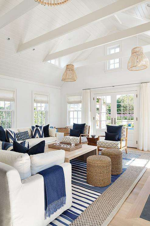 FAMILY ROOMS DECORATING IDEAS 49