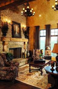 FAMILY ROOMS DECORATING IDEAS 67