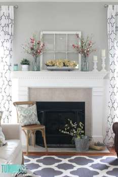 FAMILY ROOMS DECORATING IDEAS 74