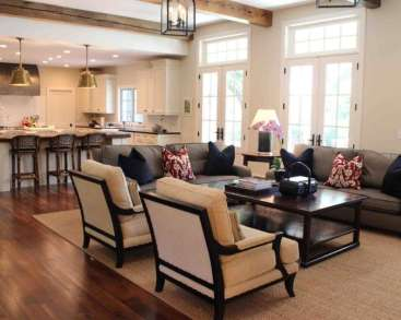 FAMILY ROOMS DECORATING IDEAS 93