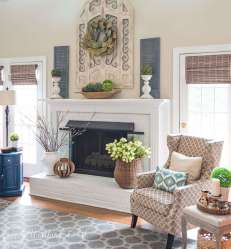 FAMILY ROOMS DECORATING IDEAS 94