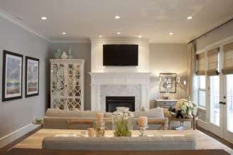 FAMILY ROOMS DECORATING IDEAS 99