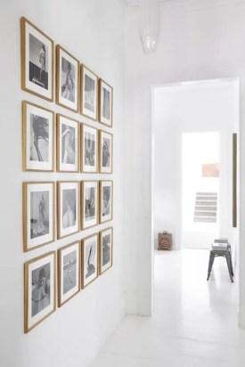 50 Stunning Photo Wall Gallery Ideas 20