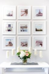 50 Stunning Photo Wall Gallery Ideas 28