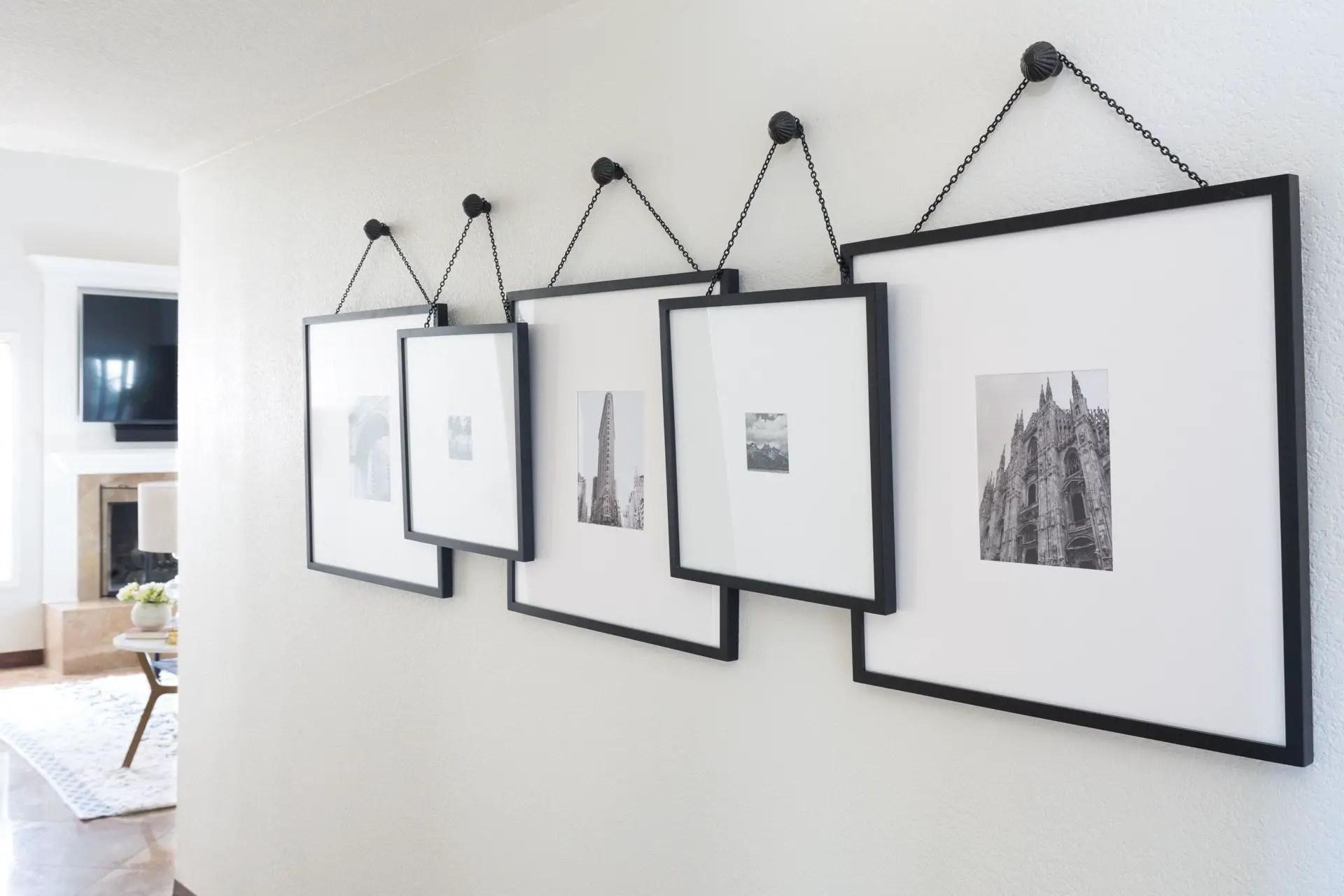 50 Stunning Photo Wall Gallery Ideas 29