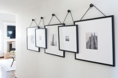 50 Stunning Photo Wall Gallery Ideas 29