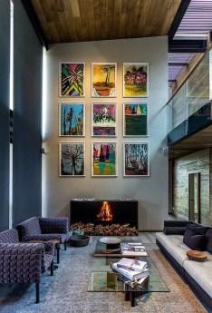 50 Stunning Photo Wall Gallery Ideas 38