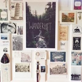 50 Stunning Photo Wall Gallery Ideas 39
