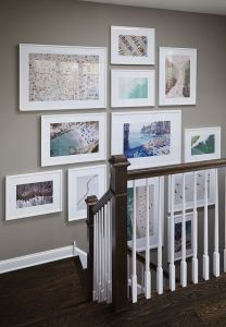 50 Stunning Photo Wall Gallery Ideas 45