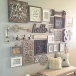50 Stunning Photo Wall Gallery Ideas 5