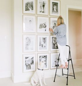50 Stunning Photo Wall Gallery Ideas 53