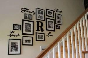 50 Stunning Photo Wall Gallery Ideas 55
