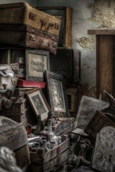 Abandoned Houses 6