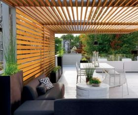 Awesome Modern Pergola Design Ideas15