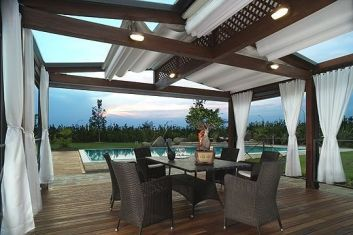 Awesome Modern Pergola Design Ideas18