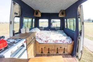 Badass DIY Camper Van Inspiration 28