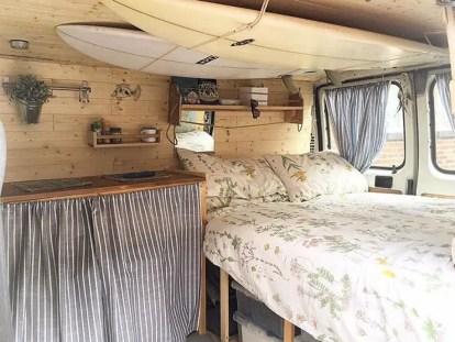 Badass DIY Camper Van Inspiration 42