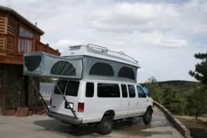 Badass DIY Camper Van Inspiration 52